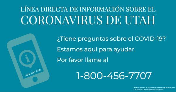 espanol covid-19 hotline