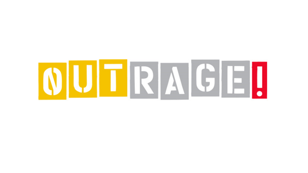 OUTRAGE! Logo Design Contest   Utah County Health Department
